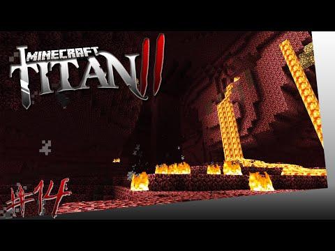 Raus aus dem Nether! - TITAN 2 #14 mit Balui | #TeamUnfähig