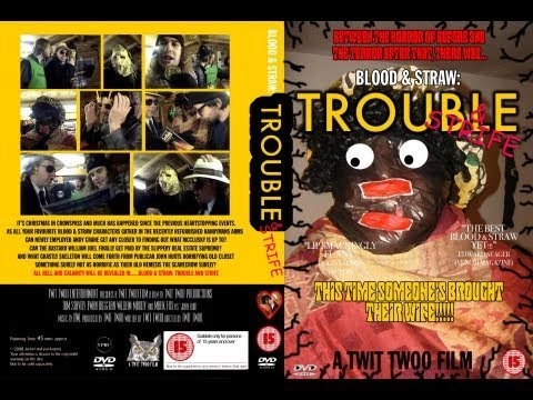"""Blood & Straw """"Trouble n Strife"""" Movie (Disgusting Films) Previously Banned"""