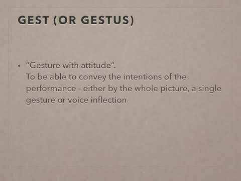Bertolt Brecht:  Epic Theatre