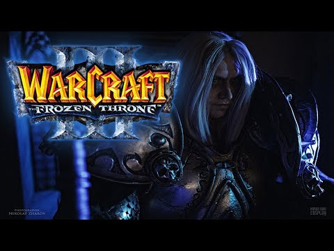 RPG В ВАРКРАФТ 3! - НАЧАЛО! - КАРТА Game Of Life And Death! (Warcraft III: The Frozen Throne)#1
