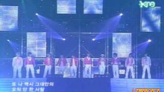 [6-3-10] You Are The One, Way for Love, Miracle - Super Junior