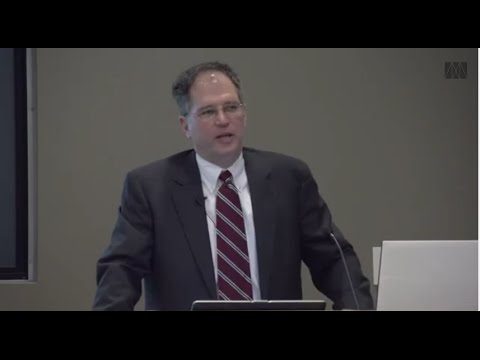 Todd Zywicki Book Panel: Consumer Credit and the American Economy