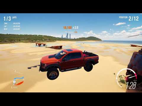 Forza Horizon 3 - ByronBay Level 5 Osa 46