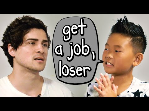 Kids help me GET A JOB