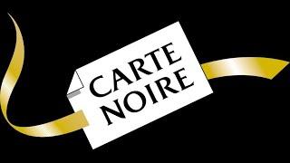 """CARTE NOIRE - Publicité - démo """"Création personnelle"""""""