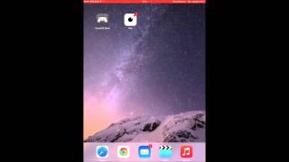 Как снимать видео с экрана ios устройства(Обзор программы iRec с помощью которой можно снимать видео с экрана ios девайса без подключения к компьютеру..., 2014-10-29T12:22:36.000Z)