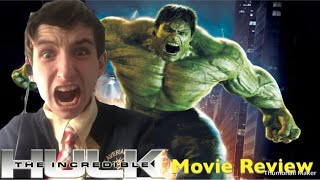 The Incredible Hulk: Movie Review