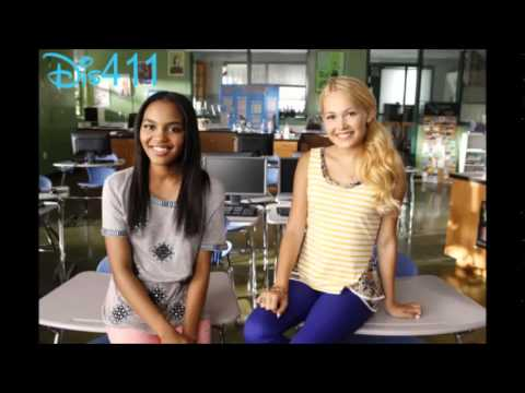 Something Real (China Anne McClain & Kelli Berglund) ♥