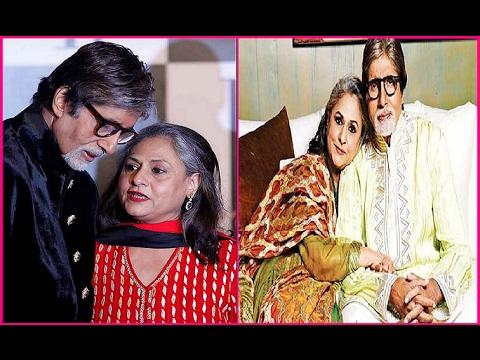 شاهدوا صورة جديدة تكشف حقيقة انفصال النجم اميتاب باتشان عن زوجته جايا باتشان Youtube