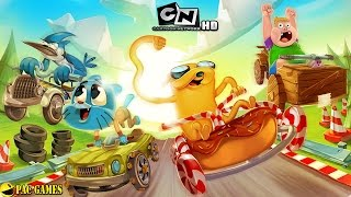 Formula Cartoon All-Stars - Featuring Cartoon Network Characters (Games For kids)