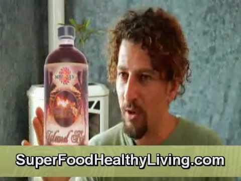 Noni Juice Benefits Part 1