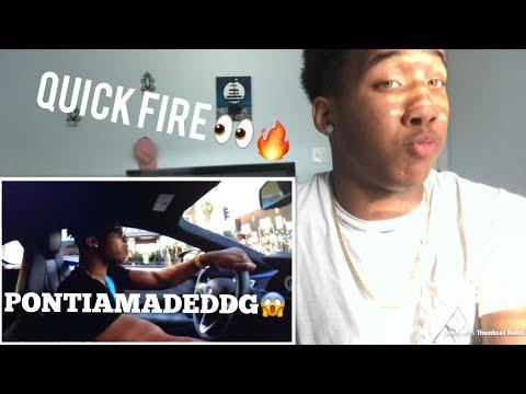 Reacting to DDG - Car Freestyle !! ft. PontiacMadeDDG 🔥