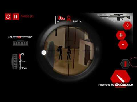 Stick Squad 4 - Sniper's Eye - Mission 11 - Cargo (Playthrough)