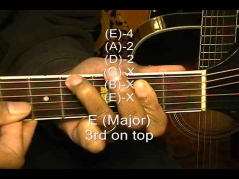 Guitar Chord Form Tutorial #143/144 How To Play 5 Seconds Of Summer Style Chords Lesson