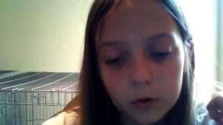 12 year old sings ready or not