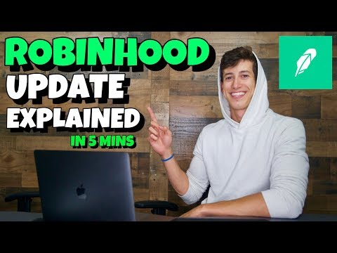 Robinhood Gold 2019 Update Explained In 5 Minutes