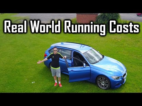 BMW F30 F31 Real World Running Costs 3 Series Saloon & Touring