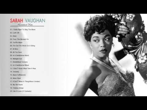 Sarah Vaughan Greatest Hits -   Sarah Vaughan Best Songs