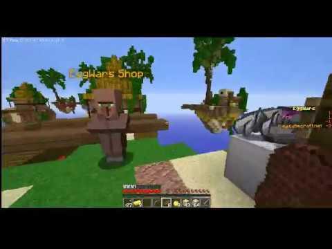 Egg Wars!!  Killing a haxor :D