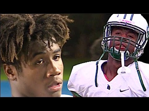 ♨️♨️ 🏈  RB James Cook '18 : Miami Central FL Junior Year Spotlight