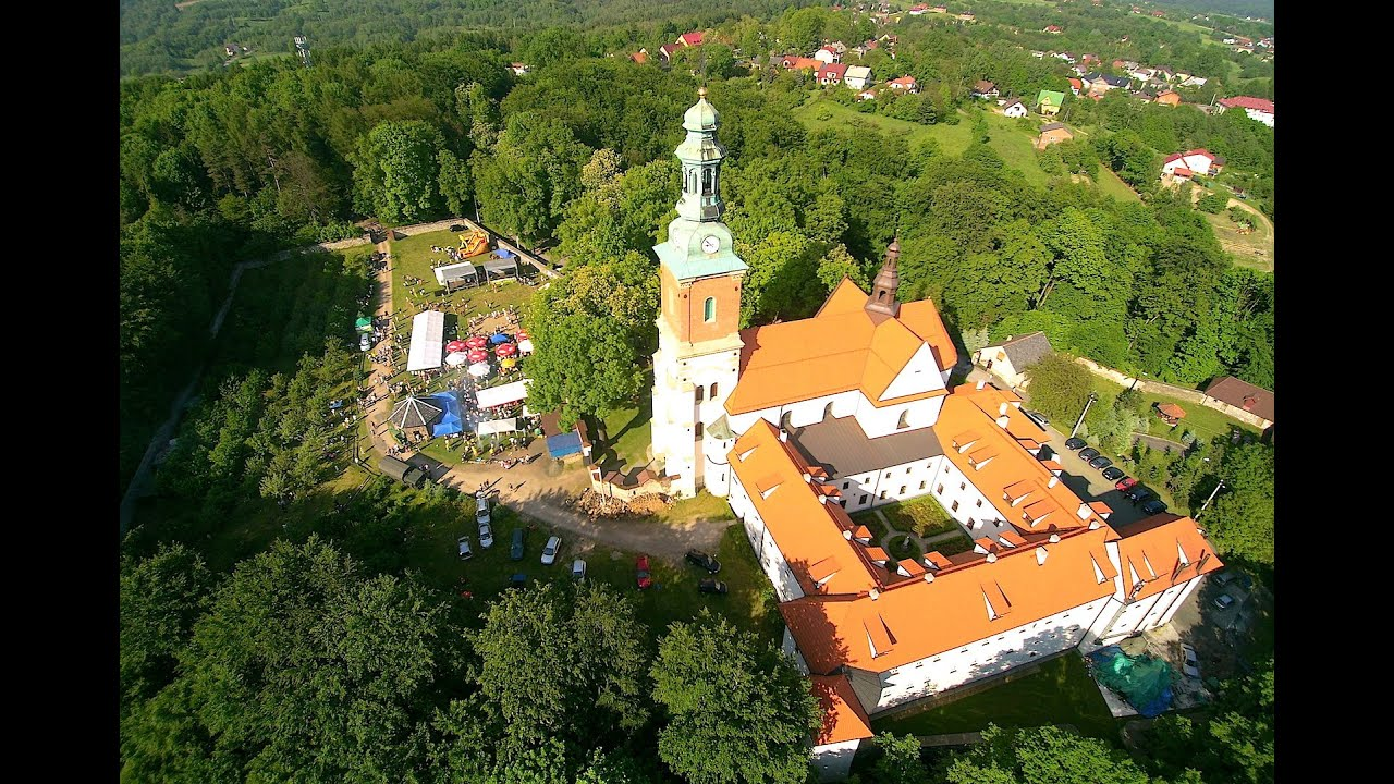 Majowka 2016 Klasztor Oo Bernardynow Alwernia Malopolska Youtube