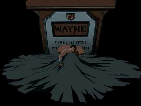 Nightmare for Bruce Wayne