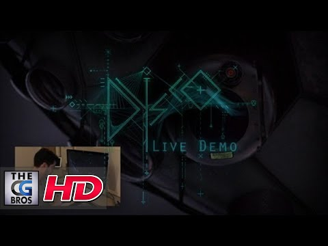 "CGI Live Recorded Demo HD:""Dysco: A 3D Experimental Short"" - by Simon Russell"