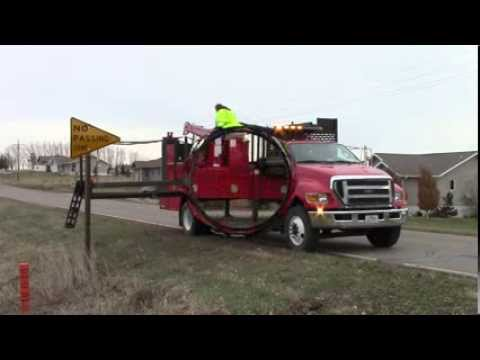 Sioux County Sign Truck