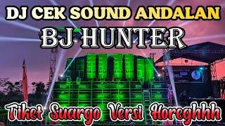 Download DJ ENAK SEDUNIA BASS GLERR - TIKET SUARGO