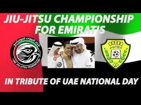 JIU JITSU CHAMPIONSHIP OF UAE NATIONAL DAY | AL WASL CLUB FI