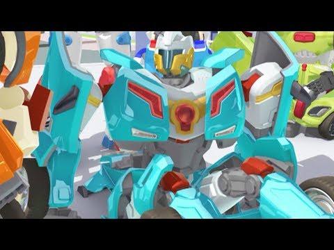 TOBOT English   230 Final Dash   Season 2 Full Episode   Kids Cartoon   Videos For Kids