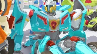 TOBOT English | 230 Final Dash | Season 2 Full Episode | Kids Cartoon | Videos for Kids