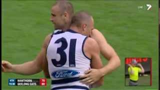 Highlights - Hawthorn v Geelong