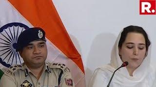 Jandampk Police Briefs Media Over Present Situation In Kashmir Valley