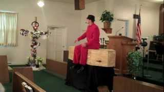 Easter 2012 (Satan Speaks:Jesus Shows)