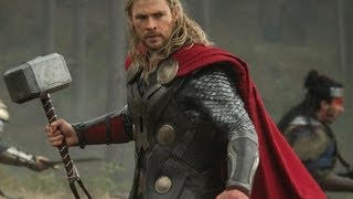 The first official trailer for thor: dark world - in uk cinemas oct 30. sequel to marvel's thor, starring chris hemsworth, natalie portman, tom hiddl...