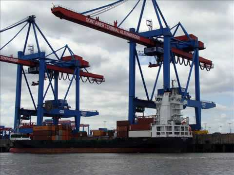 Germany: The Port of Hamburg