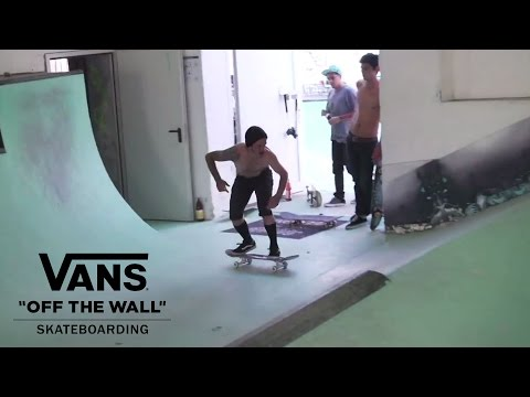Mexico Team Skate Tour in Berlin | Skate | VANS