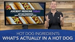 Hot Dog Ingredients