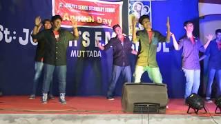 School Annual  Day group dance 2k16 mukkathe penne 10 endrathakulae baha kilikki