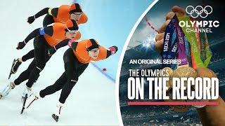 Warum die Niederländer im Eisschnelllauf so dominant sind | The Olympics On The Record