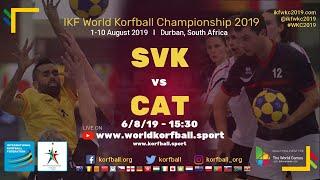 IKF WKC 2019 SVK-CAT