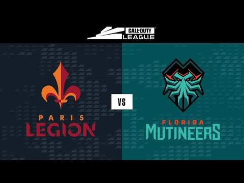 @Paris Legion vs @Florida Mutineers | Stage I Super Week | Day 2