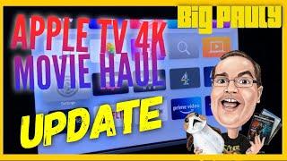Apple TV 4K Movie Haul - UPDATE