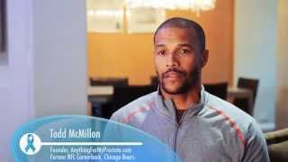 Todd McMillon Shares What Men Should Know About Prostate Cancer