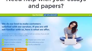 Essay Writing Service. How To Order Essay.