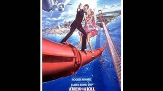 James Bond 007 Film Posters With Respective Actors