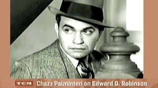 Edward G. Robinson tribute w/ Chazz Palminteri - TCM