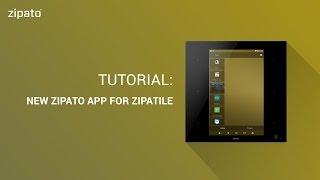 New Zipato App functionality for ZipaTile