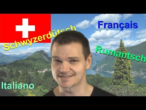 Languages of Switzerland - A Polyglot Paradise?